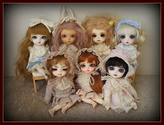 Rosenlied Vampires (costleyhobby) Tags: yellow miel lea lumi limited vampires lami lati rosenlied