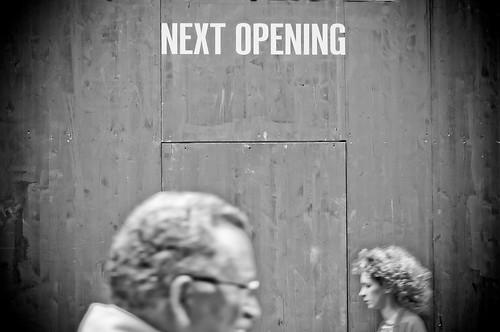 Next opening 1