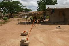 Men at work (Eileen Delhi) Tags: africa village kente textile ghana artisan volta