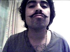 Bigote♥ (Bastián Despreciable Cifuentes♡) Tags: chile santiago tonto borracho pelos bigote bazofia imbécil estúpido pelitos burlón crápula dipsómano caradetonto