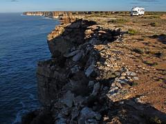 0703 Bunda Cliffs, S.A. (rcc 4526) Tags: cliffs rv campsite nullabor bundacliffs greataustralianbight 5thwheeler