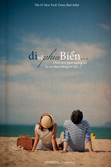 Poster (*K Phong*) Tags: morning blue wedding love poster happy design heaven country memories vietnam feeling justmarried kyphong