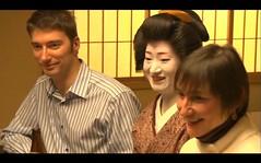 Jikata geiko Koemi (Kikuyo (Mamechiho-fan)) Tags: japan kyoto maiko geiko geisha hanamachi karyukai jikata kagai koemi