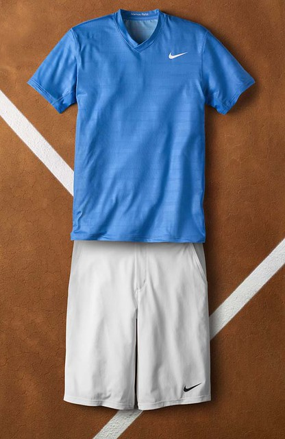 2011 French Open: Nadal Nike outfit