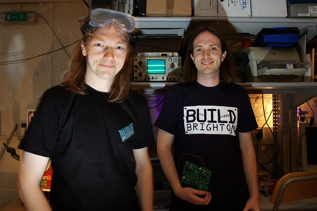 BuildBrighton T-Shirt Photoshoot - 2