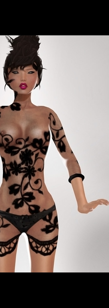 -Glam Affair-Rhonda Bodysuit @Culture Shock
