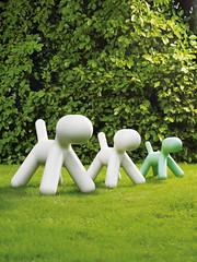 Magis Puppy Seat by Eero Aarnio (Heal's - heals.co.uk) Tags: summer dog puppy gardenfurniture magis gardendesign heals eroaarnio