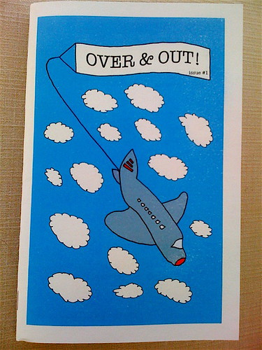 Brad Wescott 'Over & Out' by billy craven