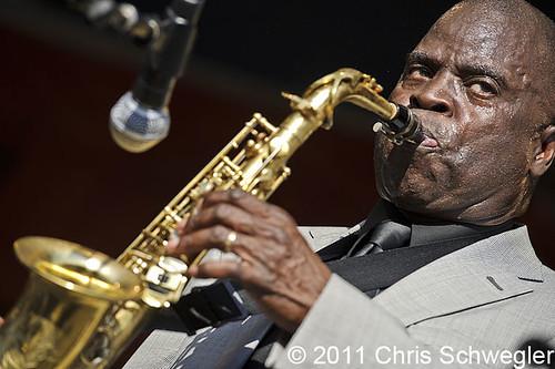 Maceo Parker - 05-05-11 - New Orleans Jazz & Heritage Festival, New Orleans, LA