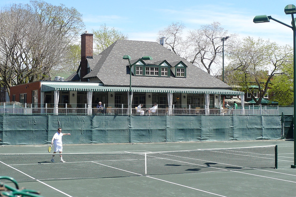 Copyright Photo: Mount Royal Tennis Club by Montreal Photo Daily, on Flickr