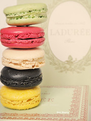 anyone ...? (BintShama`) Tags: paris macaroons ladure