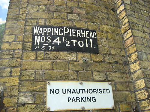 Wapping Pierhead