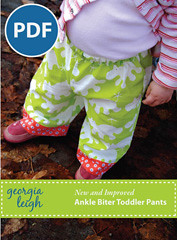 Ankle Biters PDF Pattern