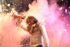 The Flaming Lips (Wayne Coyne) (oscarinn) Tags: party espaa music concert live concierto flaminglips lastfm:event=1591493