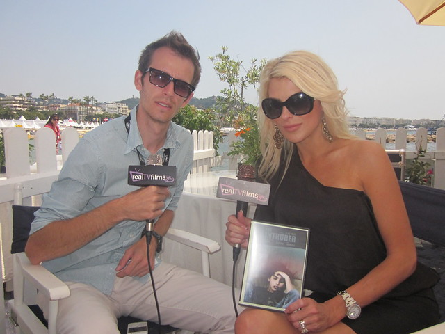 "Vlad Feier ""The Intruder"", Jennifer Lexon, Cannes Film Festival"