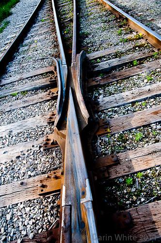 Steel Rails 2011 setup 104