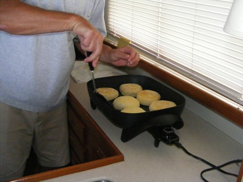 The muffin maker