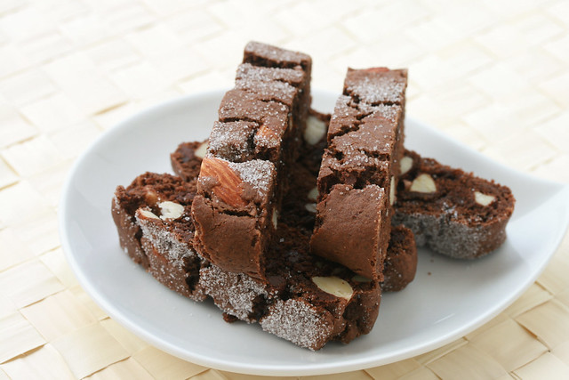 Chocolate Biscotti - Tuesdays with Dorie