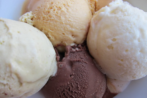 Delicieuse: Assorted Ice Creams