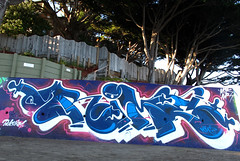 Rime (Your Team) Tags: graffiti awr msk rime beachism