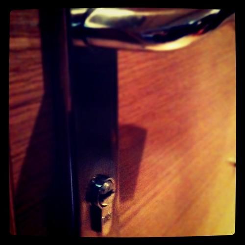 Q se necesita xra abrir una puerta? by rutroncal
