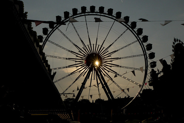Sunset Wheel
