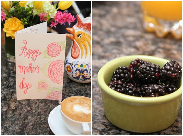 happy mother's day brunch!