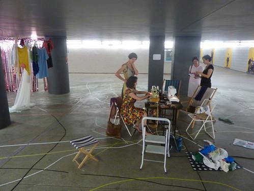 Boutique im Untergrund im Rahmen von XQM 2