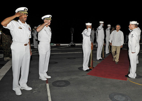 Pacific Partnership 2011 Departs Timor-Leste
