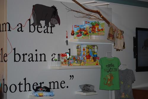 Winnie the Pooh pod