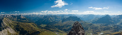Kleinwalsertal mit QCD 2016 (Dembo) Tags: alpin alpine holiday mountains panorama panoramas panoramic urlaub vacation flickr bregenz vorarlberg austria canoneos5dmarkiii ef1740mmf4lusm 40mm