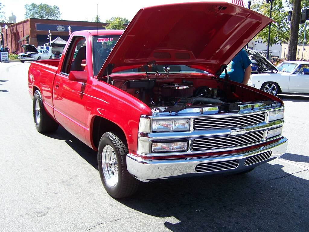 All Chevy 1995 chevy c1500 : The World's Best Photos of c1500 and truck - Flickr Hive Mind