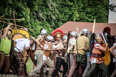 IMG_9358 (scramasacs) Tags: celtic romans aquileia tempora historicalreenactment reenactment friuli fvg