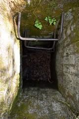 DSC_0671 (porkkalanparenteesi) Tags: porkkalanparenteesi hyltty bunkkeri abandoned soviet bunker kirkkonummi