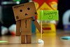 83/365 - Greetings! (Mike KC) Tags: green dan march flag toothpick greetings 365 83 danbo caughtup threesixtyfive