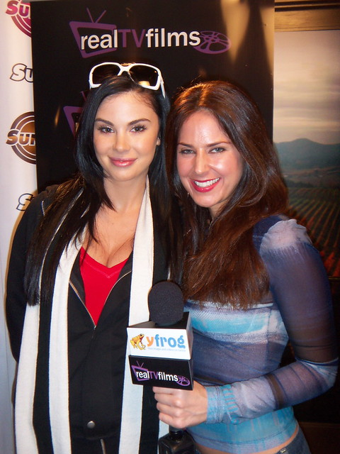 Jayde Nicole, Talent Resources, Social Media Lodge, Sundance Film Festival 2011