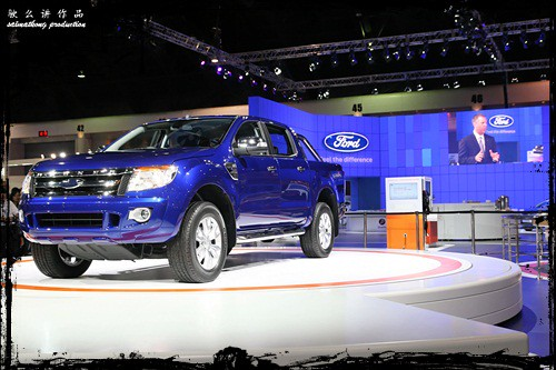 New Ford Ranger 2011 South Africa. All New Ford Ranger Unveiling
