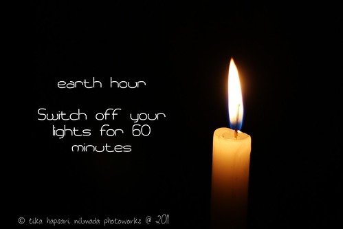 Earth Hour March 2011