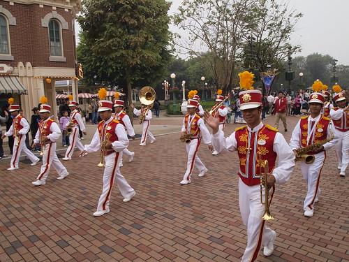 Disneyland musican