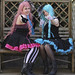 Luka and Miku - Vocaloid - 8