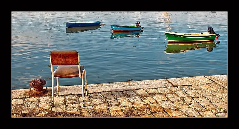 Siéntate a mirar los botes - El cazador de bancos - Bench Hunter part XXIX