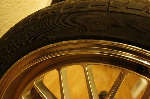 "18""x 8 /// 5x100 cades tyrus wheels+tyres. 5569600618_b4b0e45d56"