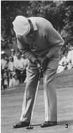 Ben Hogan Putting