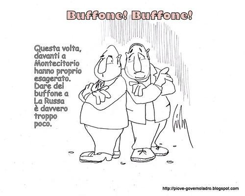 Buffone! Buffone! by Livio Bonino