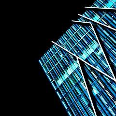 L'espace est bon pour l'me (* galaad *) Tags: barcelona architecture noir couleurs negro piano colores structure jour bleu musica terre blau nuit blanc espace musique rachmaninov toile rhizome aspect formes me canonef100400mm selmalagerlof canoneos5dmarkii enricmassip edificiodiagonal00
