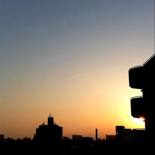 今日の写真 No.206 – 昨日Instagramへ投稿した写真(3枚)/iPhone4 + CAMERAtan