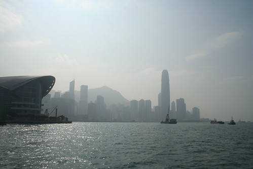 2011-02-25 - Hong Kong - Ferry - 03 - Smokey bay