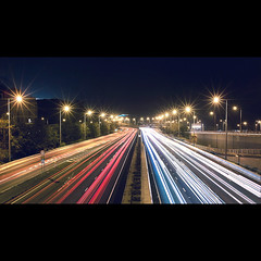 (jim_213) Tags: road light cars night hongkong highway stream sigma dp2