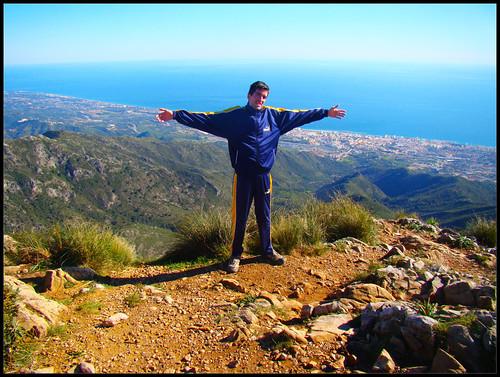 Pico de la cruz de Juanar (4)