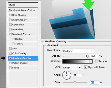Как создать значок для папки в фотошопе
